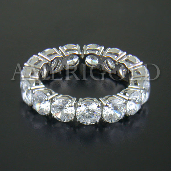 All the Way Round Diamond Ring