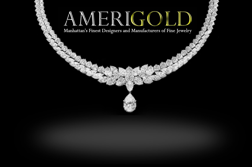Fine Jewelry Custom Jewelry Manufacturer and Design Amerigold